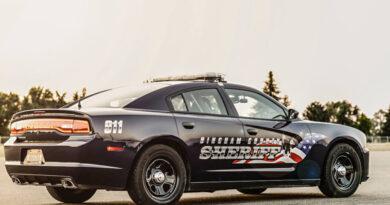 Bingham Sheriff Patrol Car